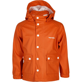 Tretorn Kids Wings Raincoat classic orange